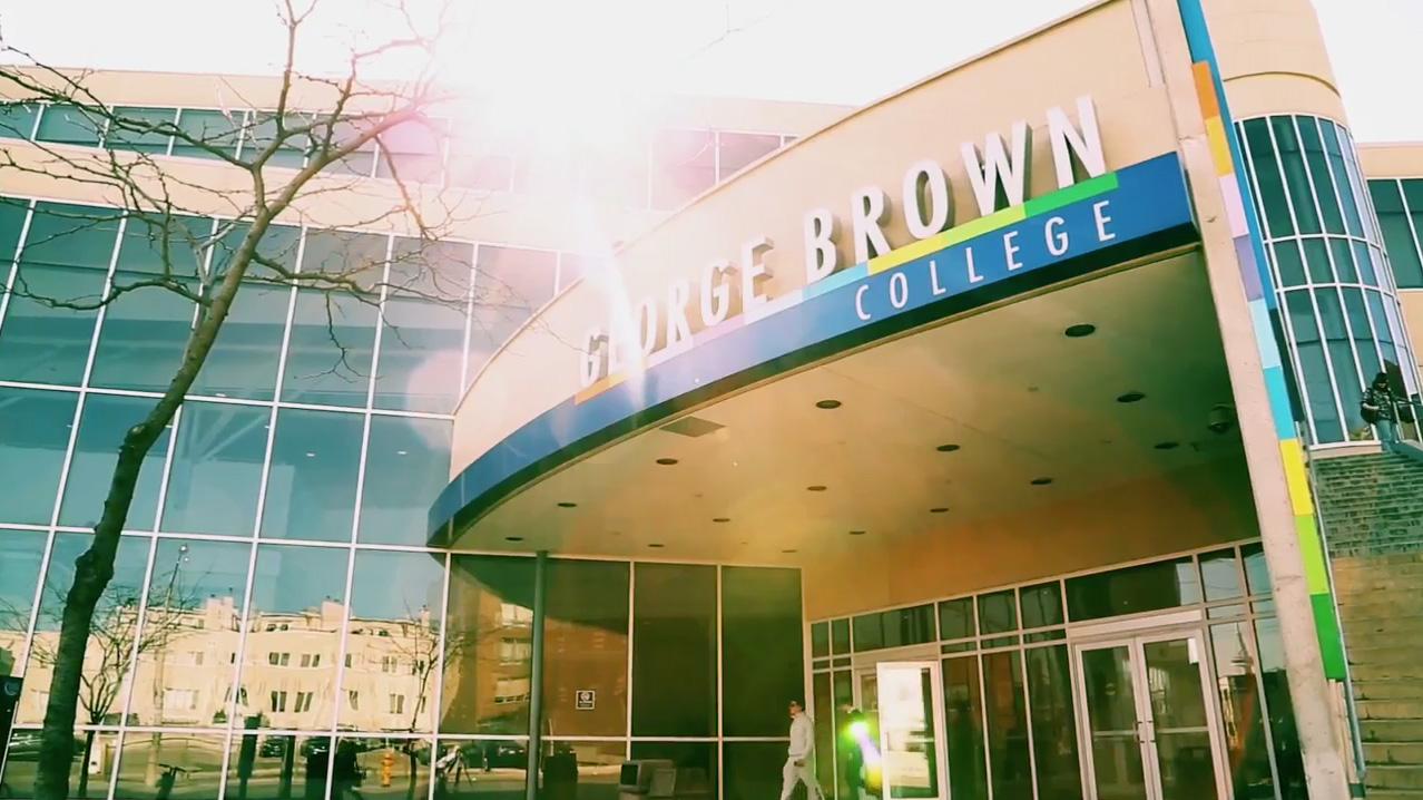 George Brown Job Talk Videos